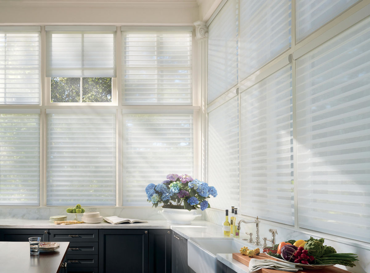 Selecting Custom Window Treatments