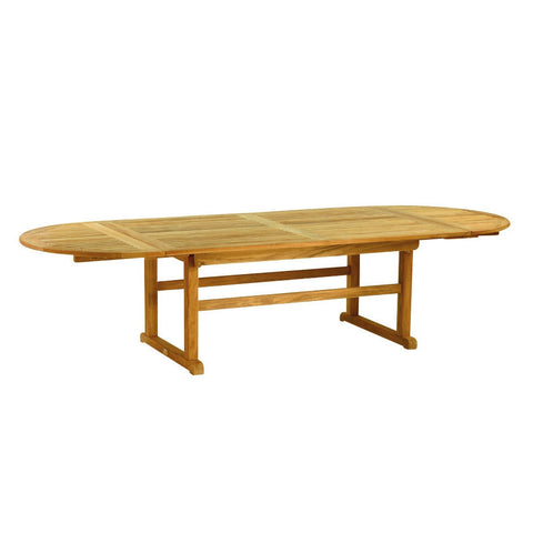 Kingsley-Bate™ Essex Oval Extension Table 122""