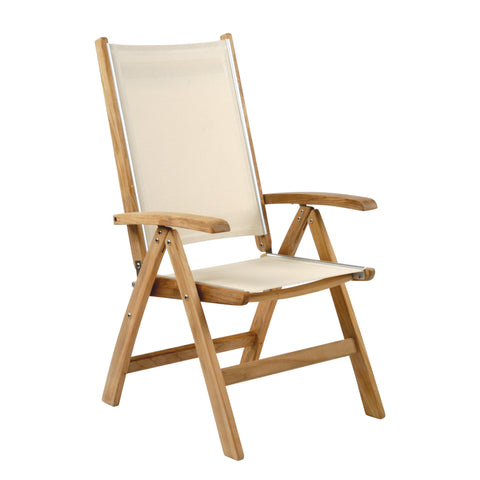 Kingsley-Bate™ St. Tropez Adjustable Dining Arm Chair