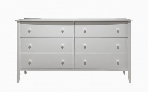Meadow Rock 6-Drawer Dresser