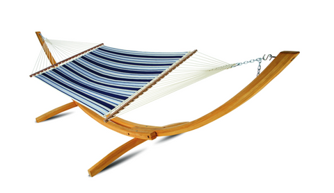 Yacht Club Quilted Hammock
