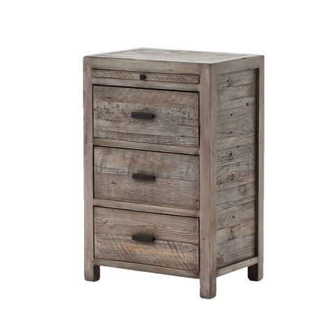 Merry Farm Nightstand with Coffee Tray