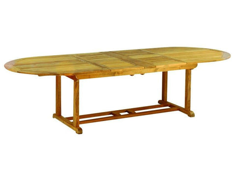 Kingsley-Bate™ Essex Oval Extension Table 114""