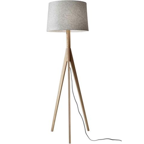 Farm Neck Floor Lamp