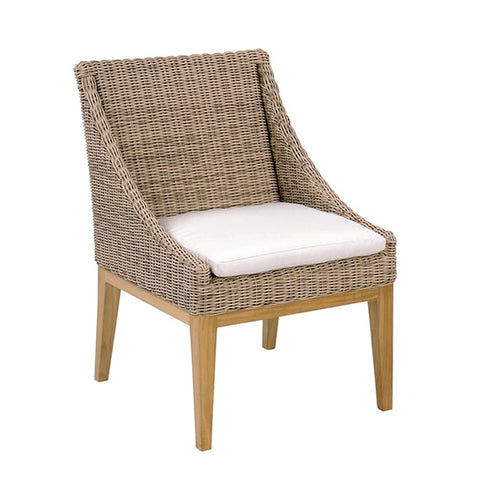 Kingsley Bate Frances Dining Chair Cushion- Seat