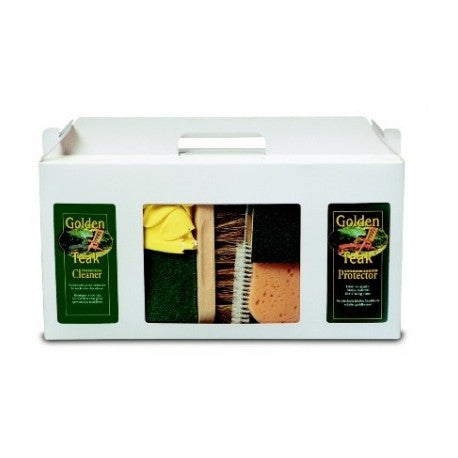 3-in-1 Teak Care Kit