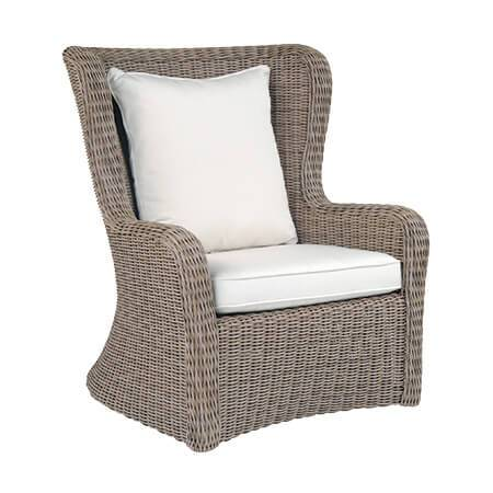 Kingsley-Bate™ Sag Harbor High Back Lounge Chair Cushions