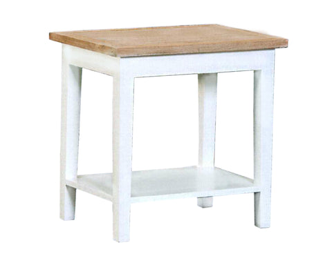 Manaca Hills End Table