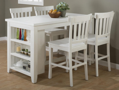 Madaket Counter Height Table and Stool Set