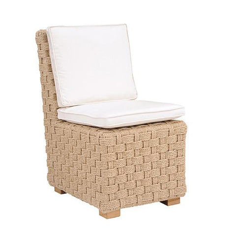 Kingsley Bate St. Barts Side Chair and Armchair Cushion