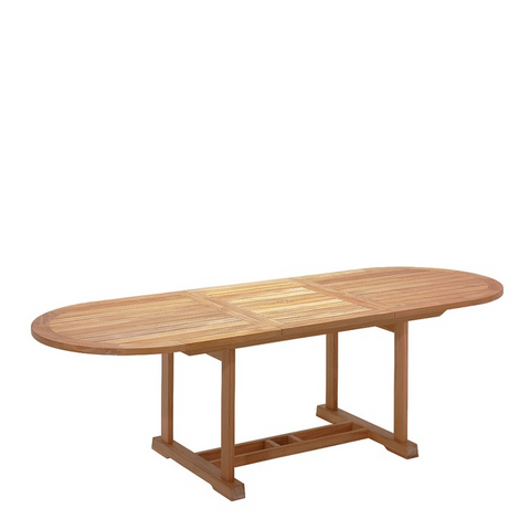 Gloster Bristol Small Extending Oval Table