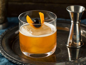 Saffron Old Fashioned