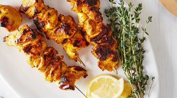 Summer of Saffron: Grilling Recipes