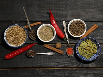 What is the Baharat Blend?