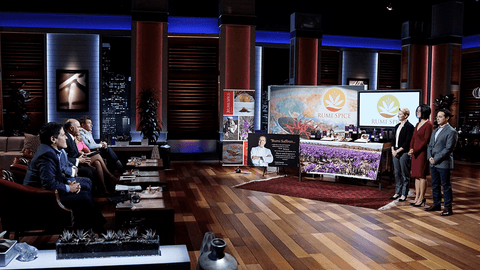 Rumi Spice on Shark Tank