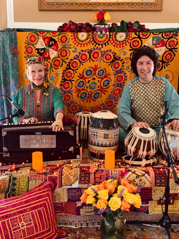 Rumi Spice Attends 2021 Afghan Embassy Event, Artisans Share Crafts