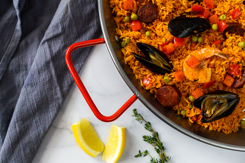paella mixta rumi spice recipe