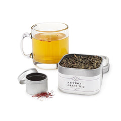 Saffron + Tea Kit