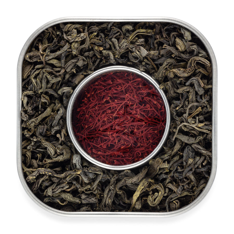 Saffron & Tea Kit