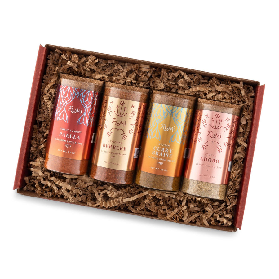 Flavors of the World Gift Set - Rumi Spice - Rumi Spice -