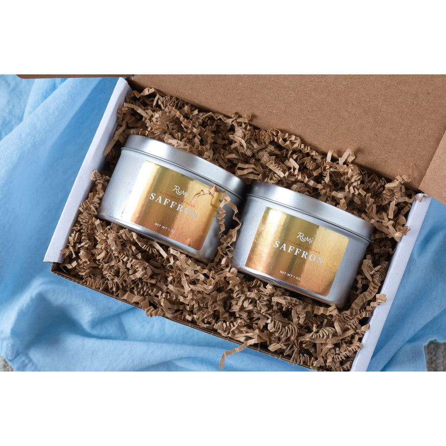 The Saffron Lover Gift Set - Rumi Spice - Rumi Spice -