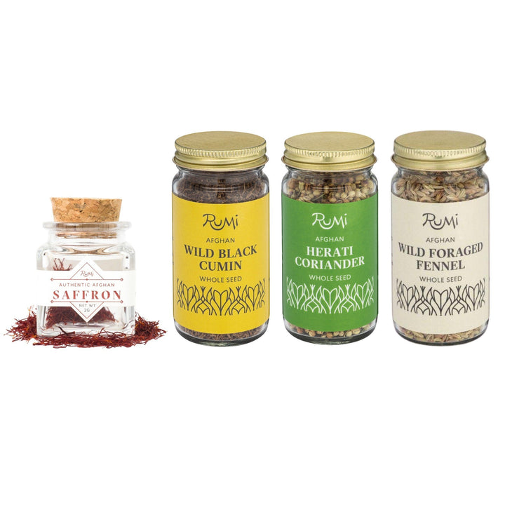 Whole Spice Gift Set - Rumi Spice - Rumi Spice -