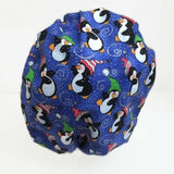 Scrub Hat Bouffant Christmas OR Hats