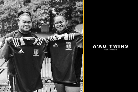 A'au Twins Ready to Conquer the USA Eagles