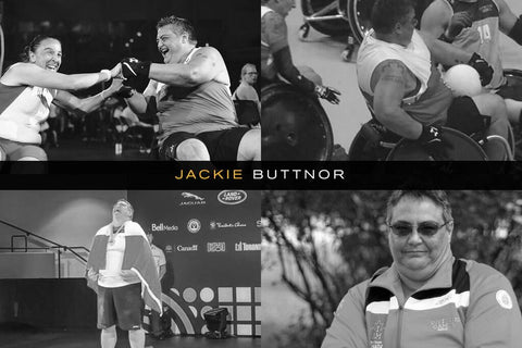 The Warriors of Wheelchair Rugby: Jackie Buttnor