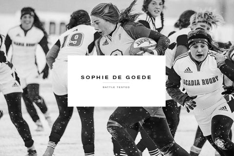 Sophie de Goede: Celebrating Rugby Royalty in Canada