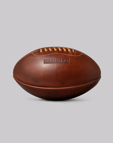 Hand-Crafted Leather Rugby Ball