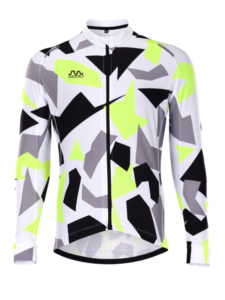 Long sleeve cycling jersey / fleece