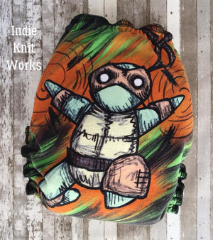 PLUSHIE TMNT Panels (All Child Only)
