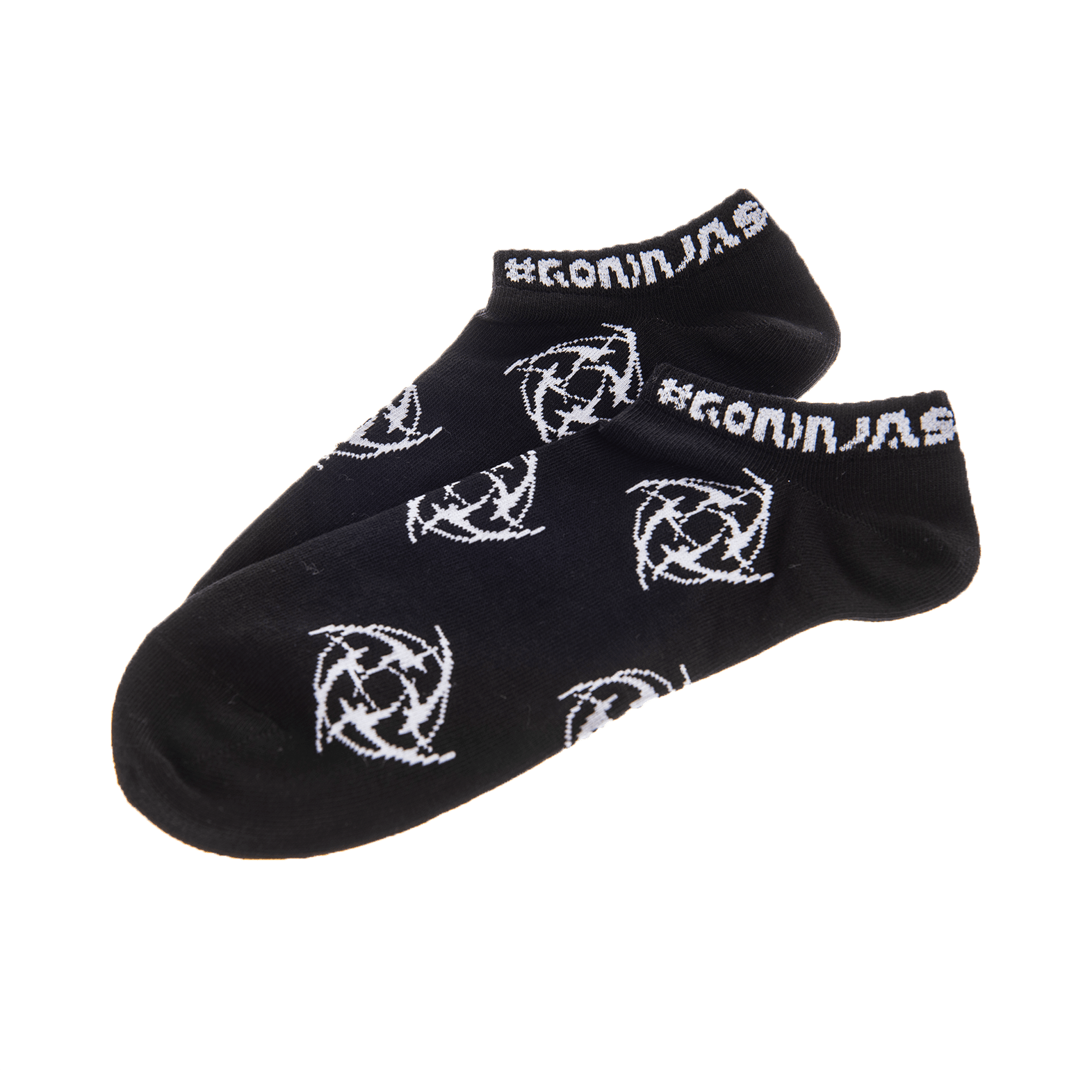 Black Short Socks Midnight Collection