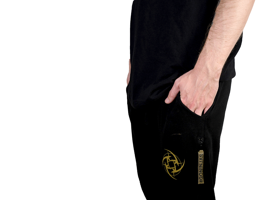 #GONINJAS Sweatpants
