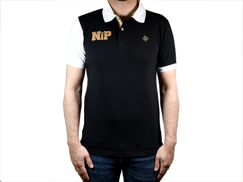 NiP Polo Black