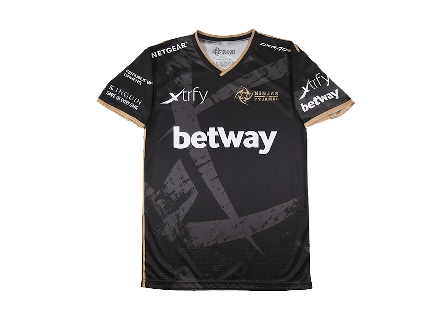 NiP Player Jersey Betway Edition