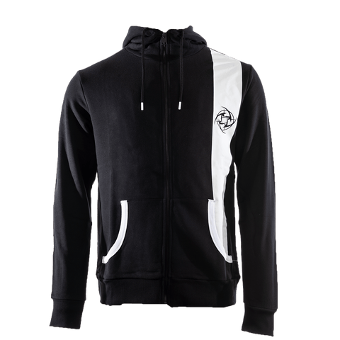 Zip up hoodie Midnight Collection