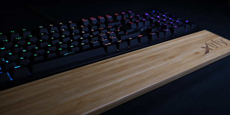 WR2 Keyboard wrist rest