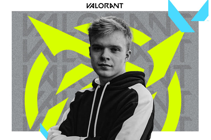 VALORANT Roster flashing their new IGL – that's an easy one