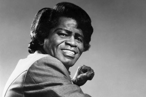James Brown at the Apollo