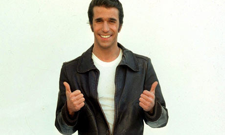 The Fonz is Born
