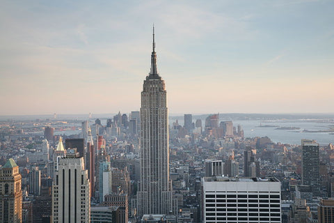 Empire State Building Dedicated