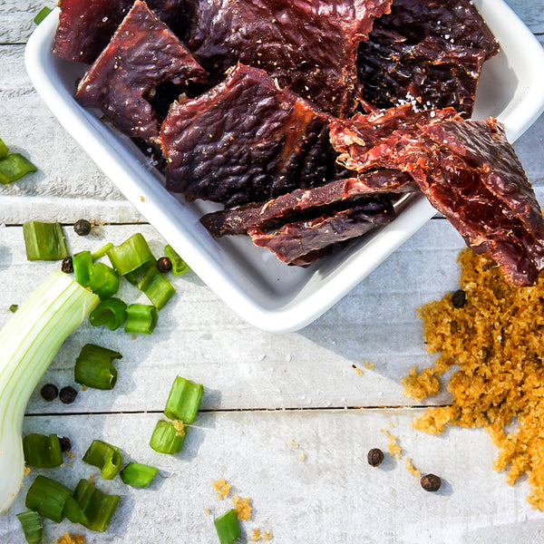 Original Recipe Smoked Beef Jerky