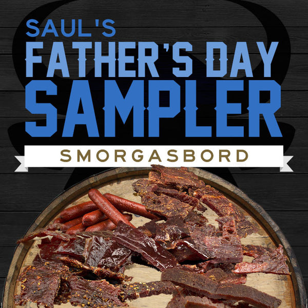 Saul's Father's Day Sampler Smorgasbord