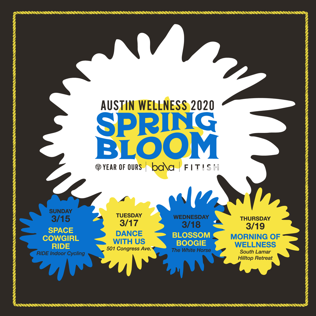 Spring Bloom - Austin, TX | March 14-19, 2020
