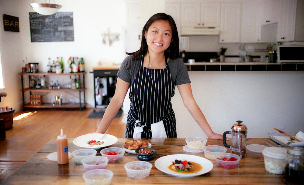 Cook Along with Chef Jenny Dorsey