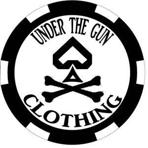 Under The Gun Clothing offering high quality poker apparel