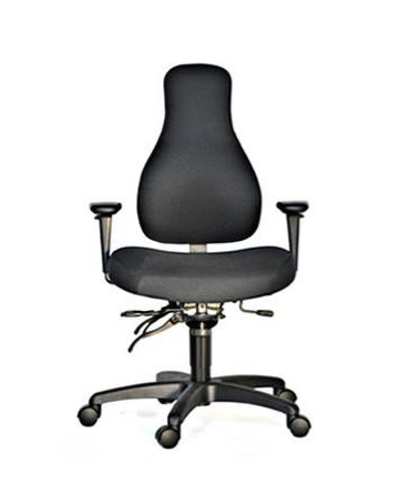 Soma Contour Chair (Open House Black)