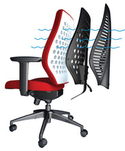Ergocentric AirCentric Task Chair
